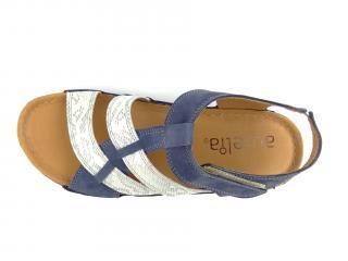 Aurelia sandál K154 35/170 modrá