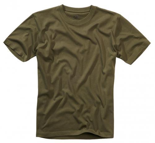 Brandit tričko 4200  oliva
