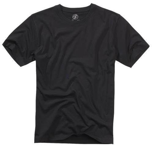 Brandit tričko 4200  černá