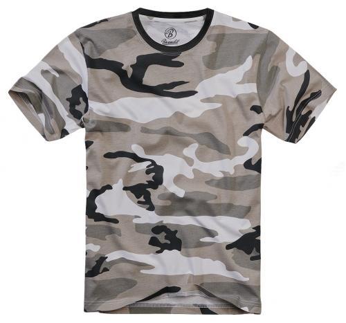 Brandit tričko 4200  urban