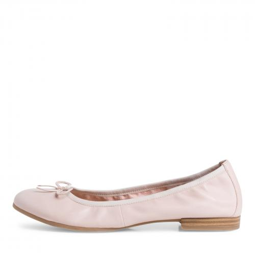 Tamaris balerína 22116 růžová
