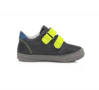 Dětská obuv D.D.step 040  168AL modrá
