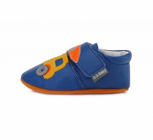 Dětský capáček D.D.step K1596  973A modrá