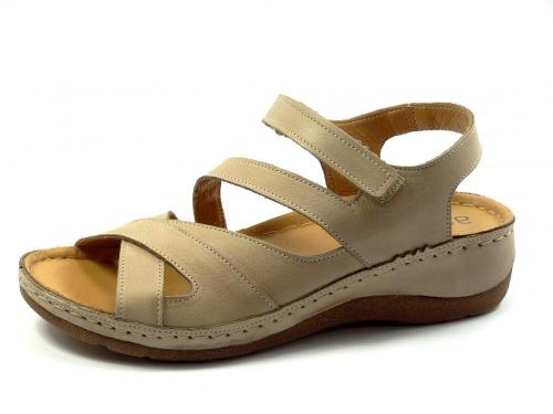 Aurelia sandál K125  454 coco