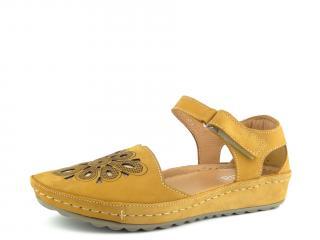Aurelia sandál N243L18  48 okrová