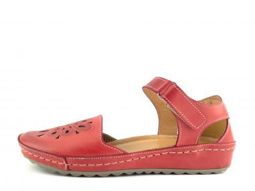 Aurelia sandál N243L18  10 červená
