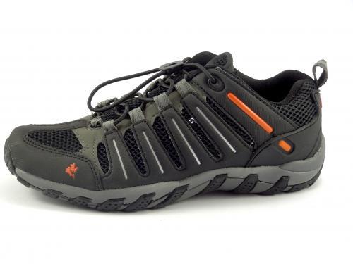 Vemont rekreační obuv letní černá