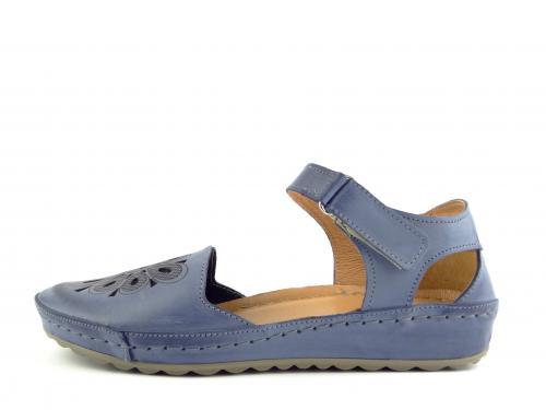 Aurelia sandál N243L18  11 modrá