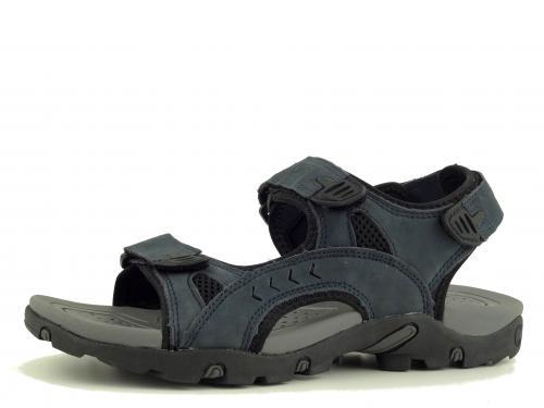 Sandál kožený Selma MR 55015 navy