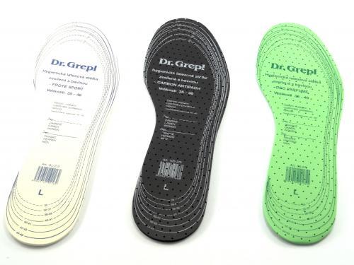Stélky Hygiena nohou po celý rok 3 páry