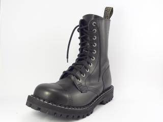 Steel boty 10 dírek 105/106/O černá