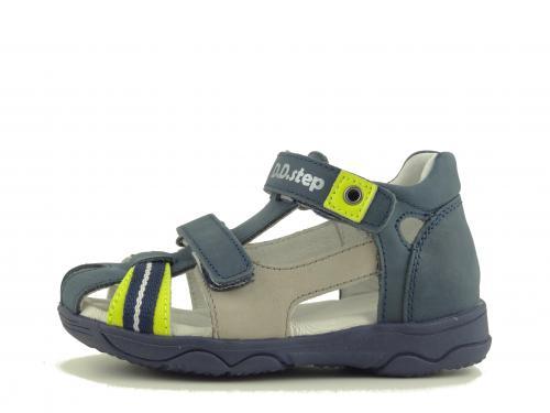Sandál dětský D.D.step AC64-826BM modrá