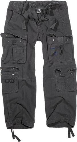 Brandit kalhoty 1003 Pure Vintage černá