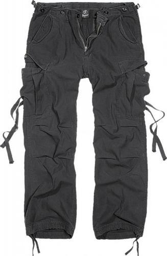Brandit kalhoty 1001 M65 Vintage černá