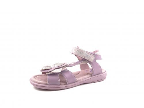 Sandále dívčí K03-971AL  lavender