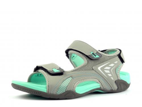 DK sandále CIKO 3431 grey/green