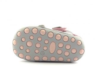 Protetika sandál dětský FLIP  šedá