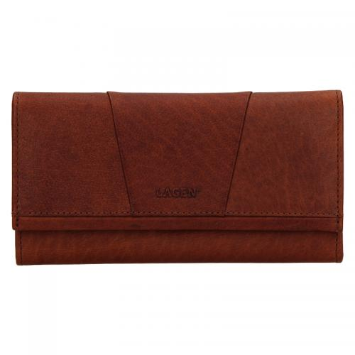 Lagen peněženka BLC/4389/419  cognac