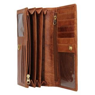 Lagen peněženka PWL-388 cognac
