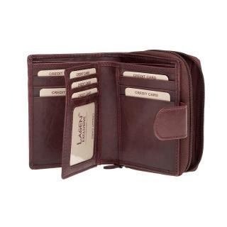 Lagen peněženka 2002/T  vínová