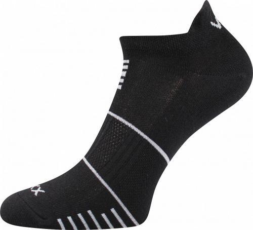 Woxx ponožky Avenar černá