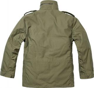 Pánská bunda Brandit 3108 M65 standard oliva