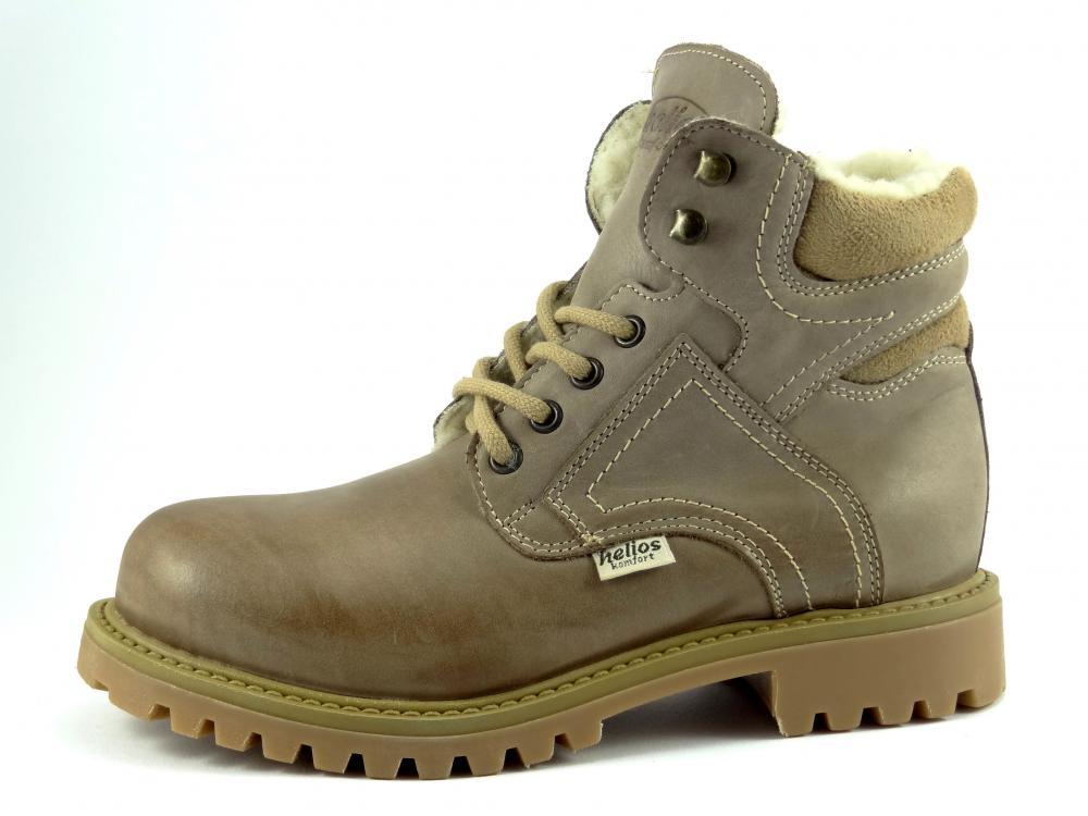 61ae4ae701b Kotníková obuv šněrovací béžová
