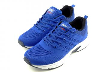 DK obuv SA3005 modrá