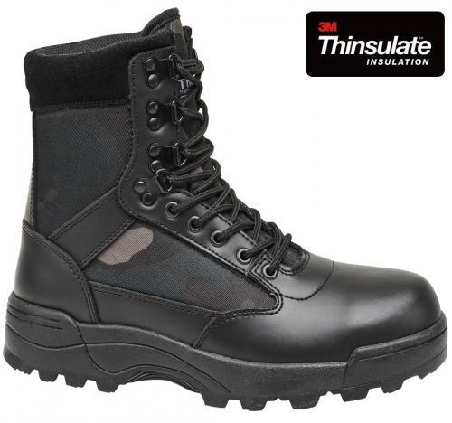 Boty Brandit 9010 Tactical Boots  4 darkcamo