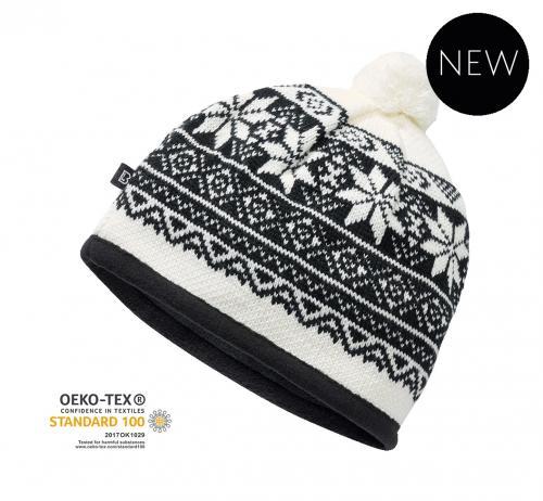 Brandit čepice Snow cap 7020 7 bílá