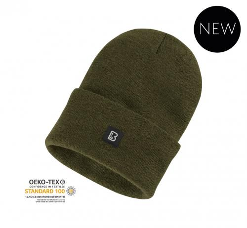 Brandit čepice Watch cap Rack 7014 1 oliva