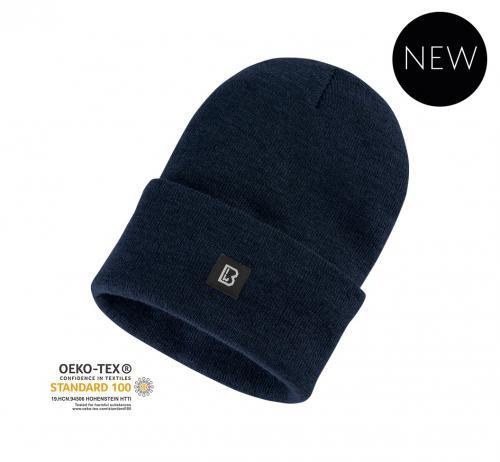 Brandit čepice Watch cap Rack 7014 8 navy