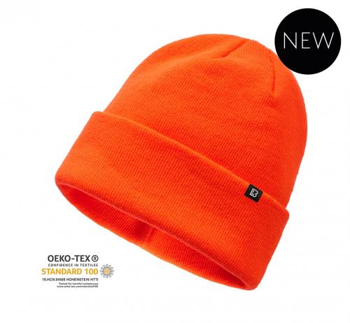Brandit čepice Watch cap 9171 48 oranžová