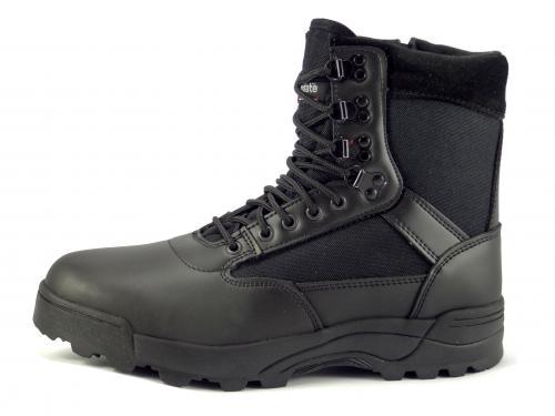 Boty Brandit 9010 Tactical Boots  2 černá