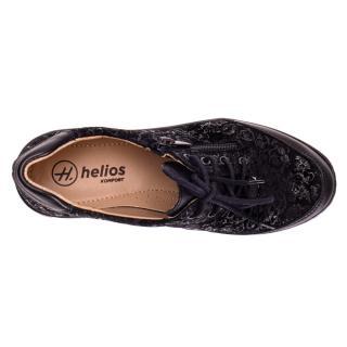 Helios polobotka 334S černá