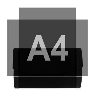 Psaníčko P0244 3.5.1. černý samet