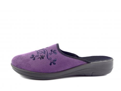 Befado papuče 552D 006 fialová