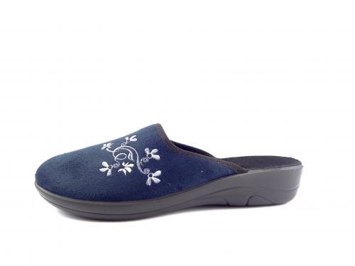 Befado papuče 552D 005 modrá
