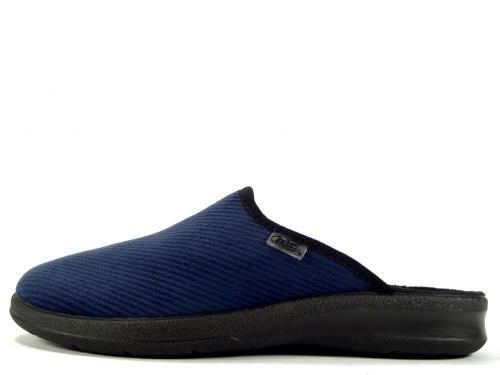 Befado papuče 548M  019 modré