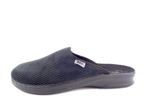 Befado papuče 548M  020 černá