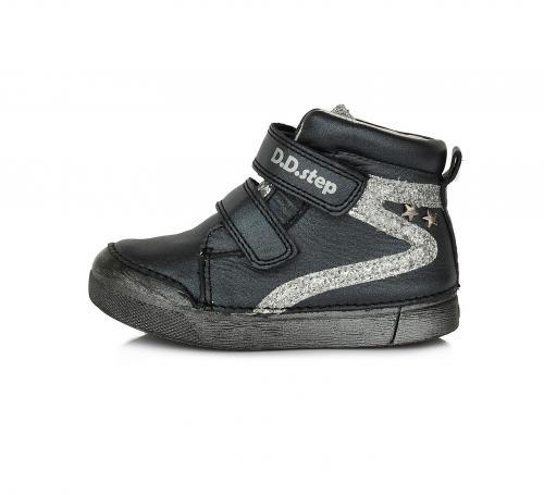 Celoroční obuv D.D.step A068  174L černá