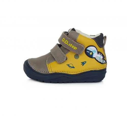 Dětská obuv D.D. step A071  516 yellow