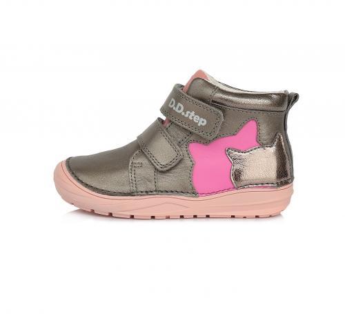 Dětská obuv D.D. step A071  148A silver