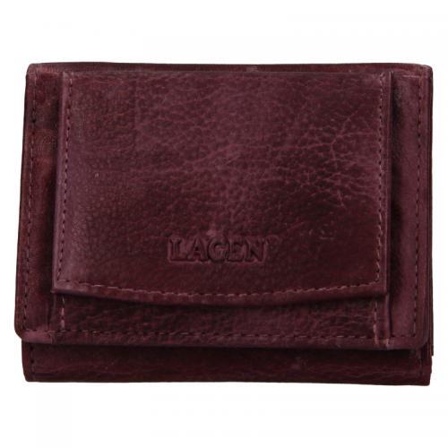 Lagen peněženka W-2031/D  plum