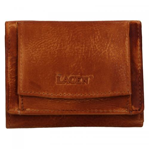 Lagen peněženka W-2031/D  caramel