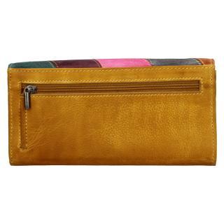 Lagen peněženka 862-77  CARAMEL multi