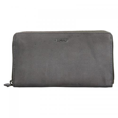 Peněženka Lagen 9000/D  šedá