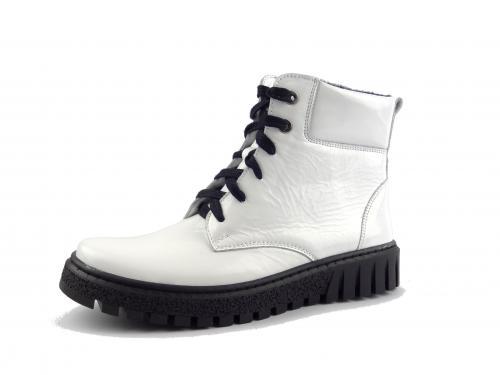Kotníková obuv Helios 520 bílá