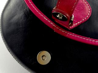 Vera Pelle kabelka malá klopnová