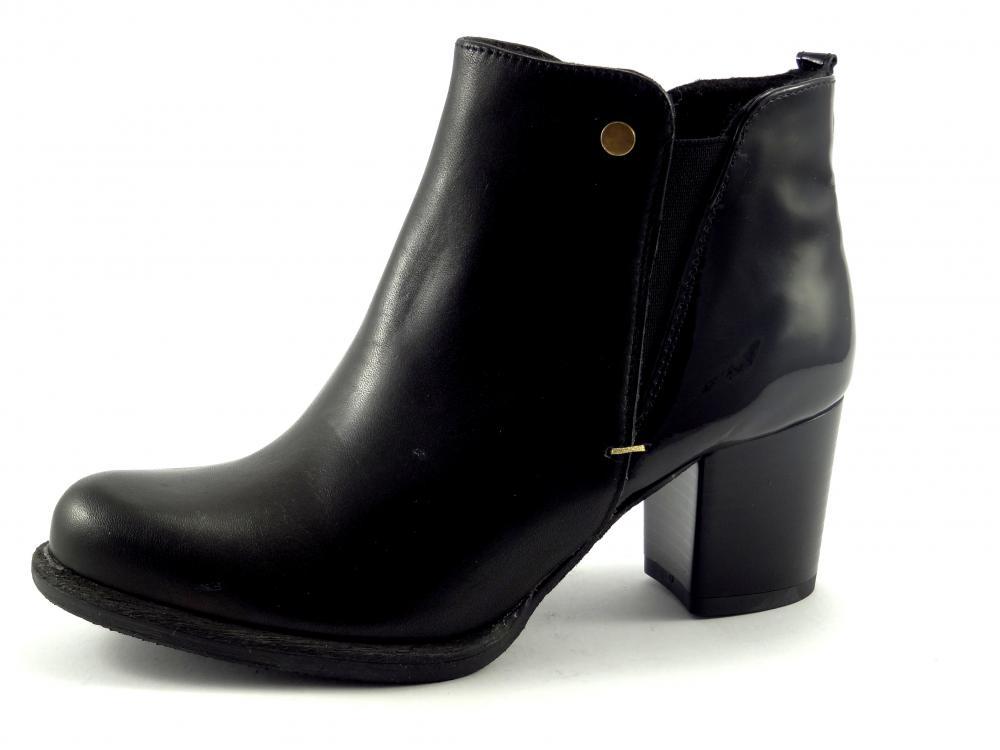 Karino 0940 dámská kotníková obuv lak 7c0662a069